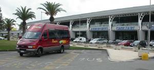 Bus Nuoro - Aeroporto di Cagliari-Elmas